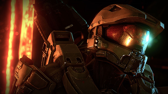 Trailer di lancio Halo 5: Guardians