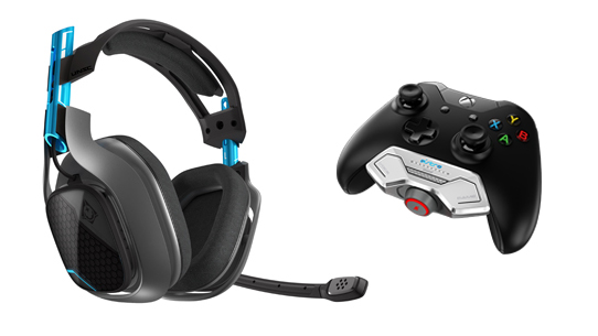 A40 Headset Halo 5: Guardians Edition