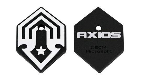 Axios Keycap
