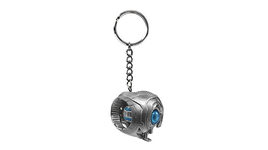 Guilty Spark Keychain