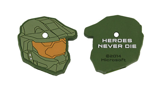 Master Chief Keycap