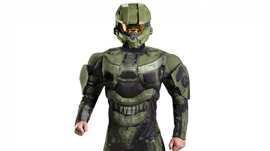 Master Chief Deluxe Adult Costume