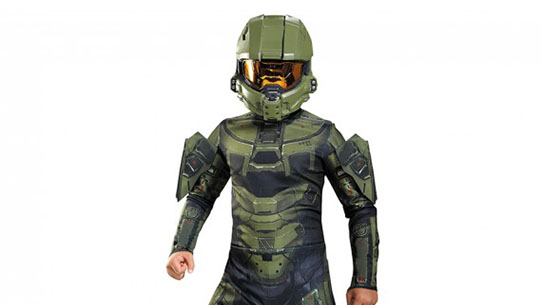 Master Chief Classic Kids Costume