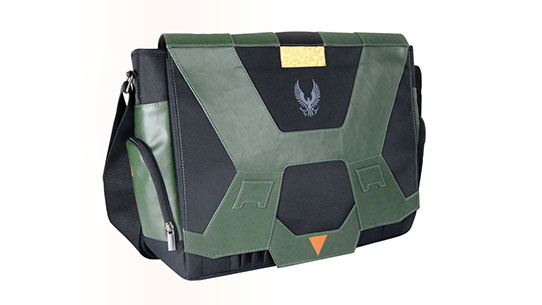 Master Chief Messenger Bag