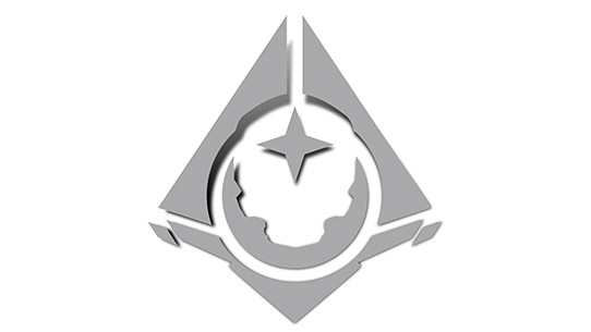 FIRETEAM OSIRIS LOGO STICKER