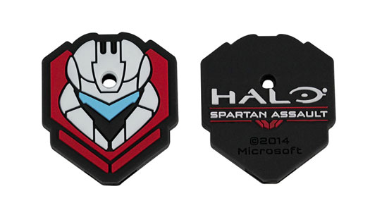 Spartan Assault Keycap