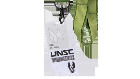 UNSC Lanyard