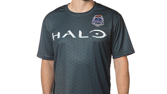 HaloWC Performance Tee