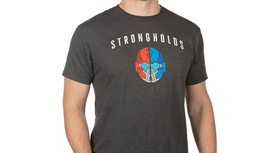 HaloWC Strongholds Premium Tee
