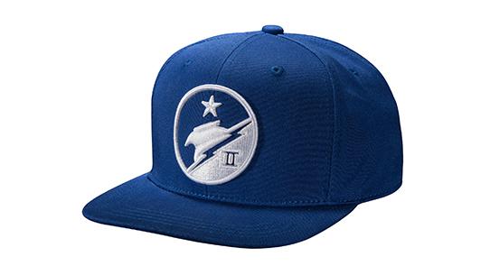 BLUE TEAM STRETCHFIT HAT