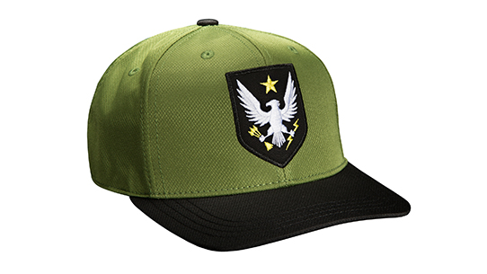 COMMAND SNAP BACK HAT