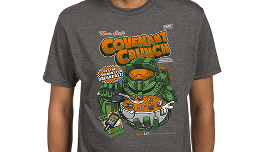 COVENANT CRUNCH TEE