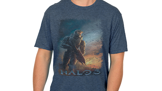 HALO 3 10TH ANNIVERSARY TEE