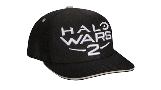 HALO WARS 2 UNDEFEATED SNAP BACK HAT