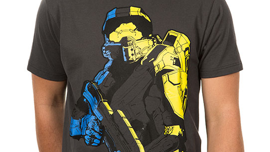 Master Chief Illustration Tee
