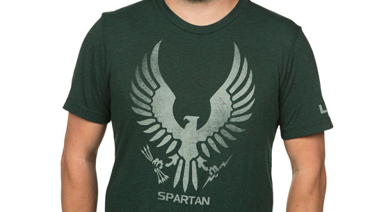 SPARTAN EAGLE Men's TEE