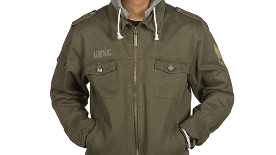 UNSC ARMY JACKET