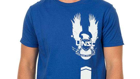 UNSC Blue Team Tee