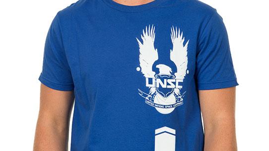UNSC Blue Team Tee