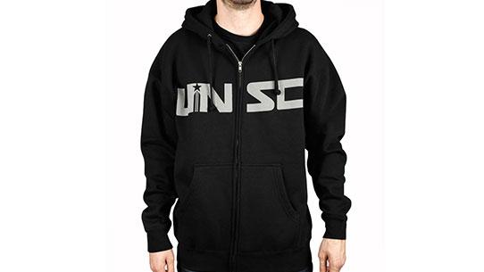 UNSC Zip-Up Hoodie