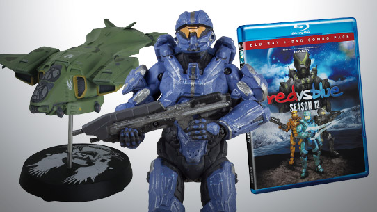 New Figures, Collectibles, and more in the Halo shop!
