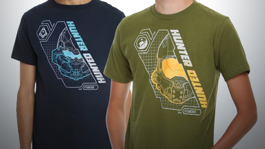 Exclusive Halo 5: Guardians Tees at Hot Topic