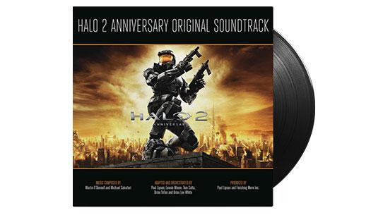 Halo 2 Anniversary Original Soundtrack Vinyl