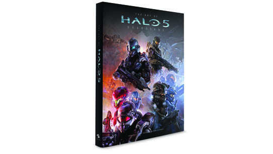The Art of Halo 5: Guardians Pre-Order