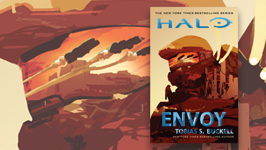 Halo: Envoy Novel & Ebook