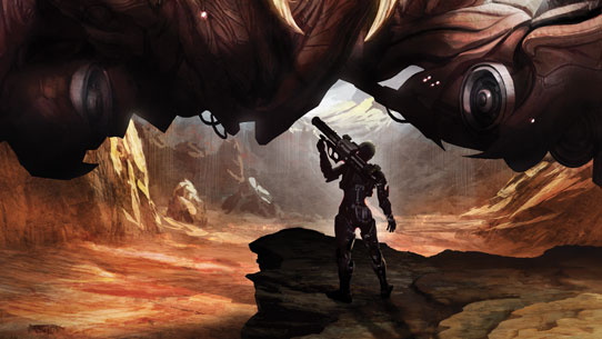 The Halo story continues with Halo: Escalation issue 16!