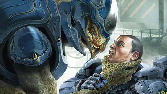 Halo: Escalation Issue 19
