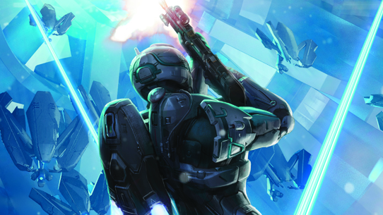 HALO: ESCALATION ISSUE 21
