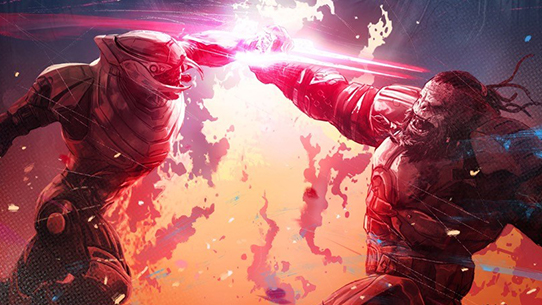 HALO: RISE OF ATRIOX ISSUE #2