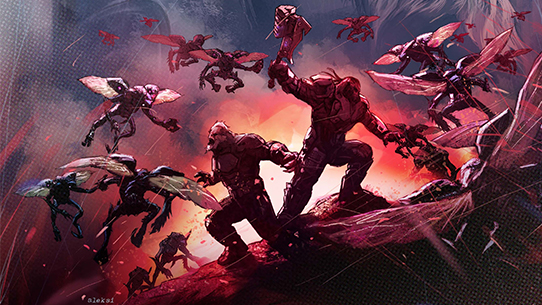 Halo: Rise of Atriox Issue #3