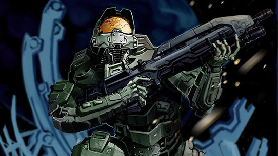 Halo: Tales from Slipspace Graphic Novel