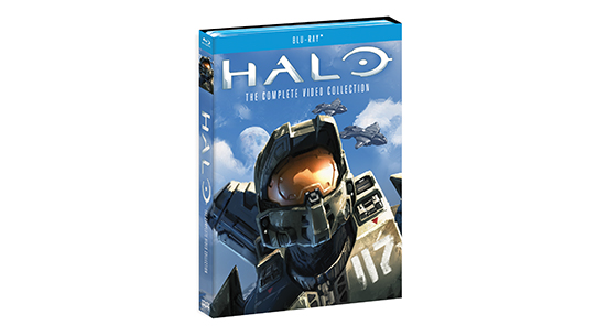 Halo: The Complete Video Collection Pre-Order