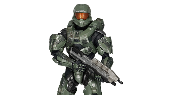 Master Chief Deluxe Action Figure