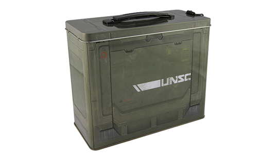 Halo Ammo Crate Tin Lunchbox