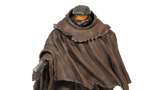 Master Chief with Cloak