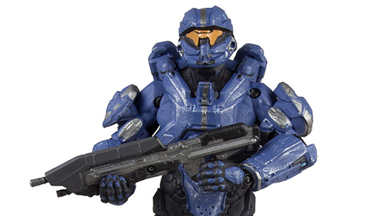Halo 4 Spartan Thorne Action Figure