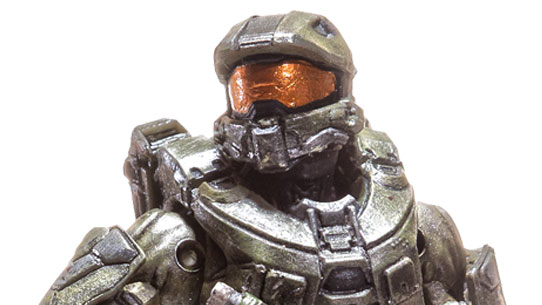 Halo 5: Guardians Master Chief Action Figure