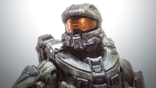 Actionfiguren aus Halo 5: Guardians!