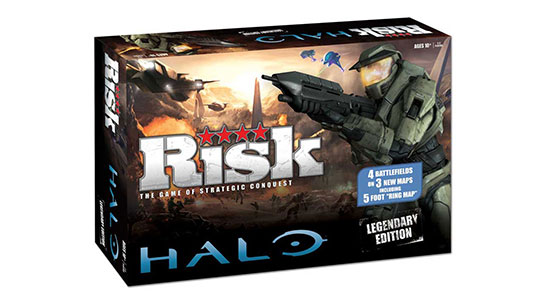 Risk: Halo Legendary Edition