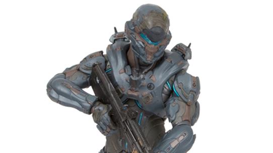 Spartan Locke Deluxe Figure