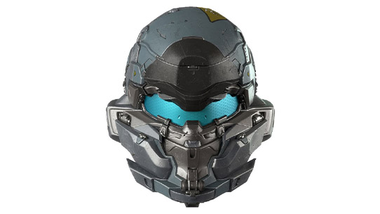 HALO 5: GUARDIANS SPARTAN LOCKE HELMET FULL SCALE REPLICA Pre-Sale