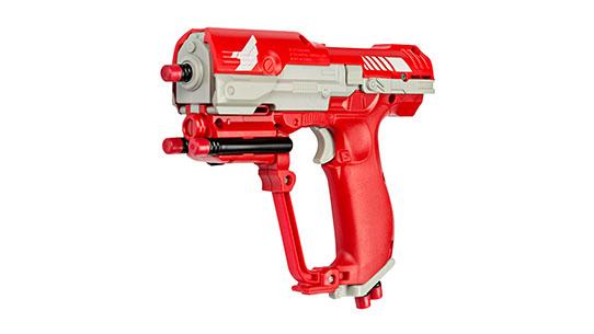 UNSC M6 Blaster (Red)