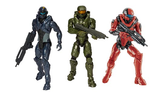 "Halo 12"" Action Figures"