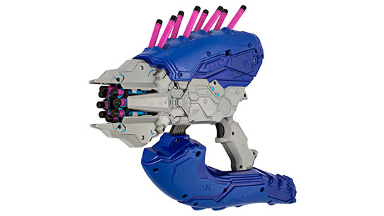 Covenant Needler Blaster