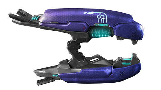 Plasma Rifle Full Scale Replica