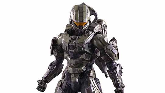 Halo 5: Guardians Master Chief Play Arts Kai Figure